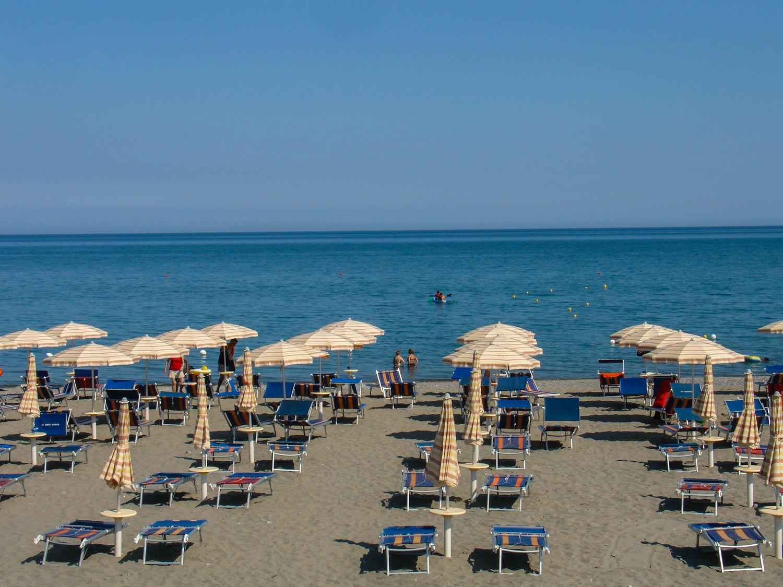 Nova Siri spiaggia lido